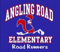Angling Road Elementary Logo