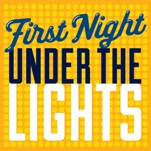 First Night Under the Lights Football game