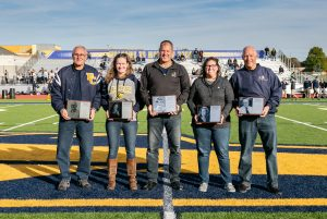 2019 Portage Central Hall of Fame Inductees