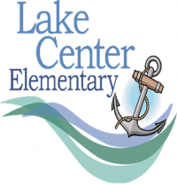 Lake Center Elementary School Logo