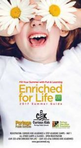 Enriched for Life Catalog Cover