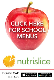 Nutrislice information on school menu's and downloading the app