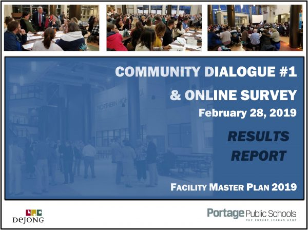 Community Dialogue Report Cover Page